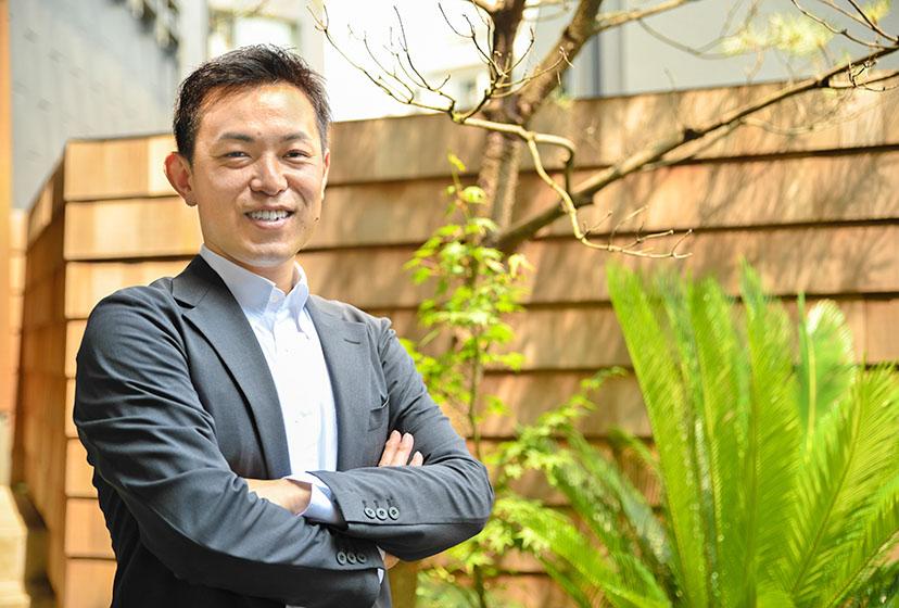 株式会社鶴 代表取締役 今井 達也